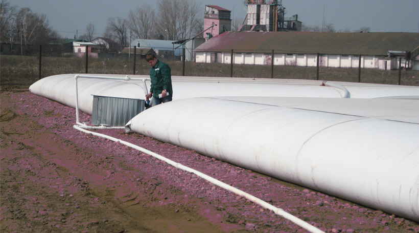 Tanks for fertilizer
