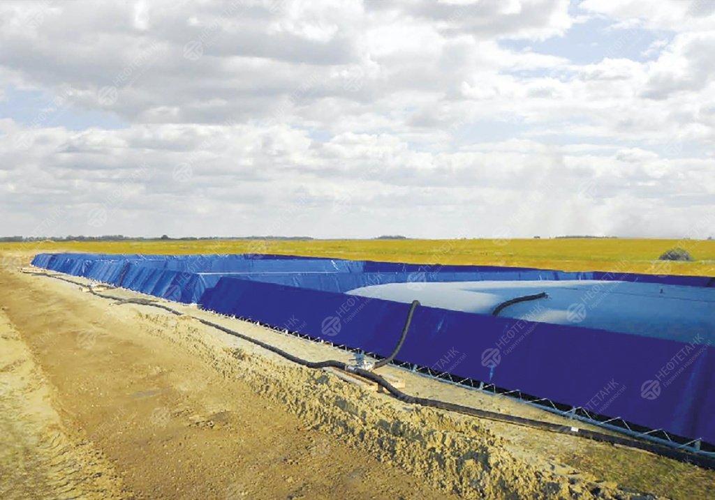 Группа компаний «Нефтетанк» представила свою продукцию на Дне поля в Татарстане